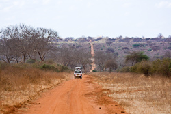 Tsavo West Nationalpark