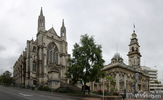 St. Pauls Cathedral und Town Hall